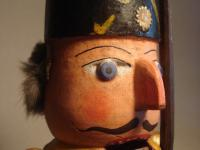 nutcracker as a hussar