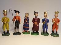 figures from a candlestick