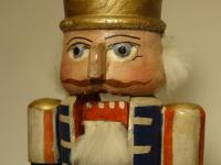 nutcracker as a king