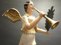 trumpet angel for Zschopauer chandeliers