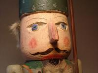 nutcracker as a forester
