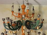 ceiling candlestick