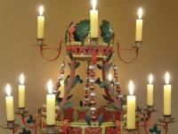 candlestick from Schönheide