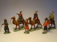 Nativity figures (miniatures)