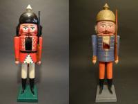 nutcracker as a soldier