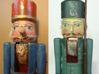 nutcracker as a woodsman