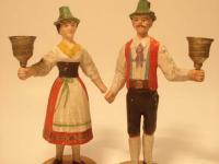 Tyrolean couple