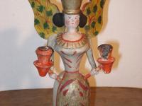 angel candlestick